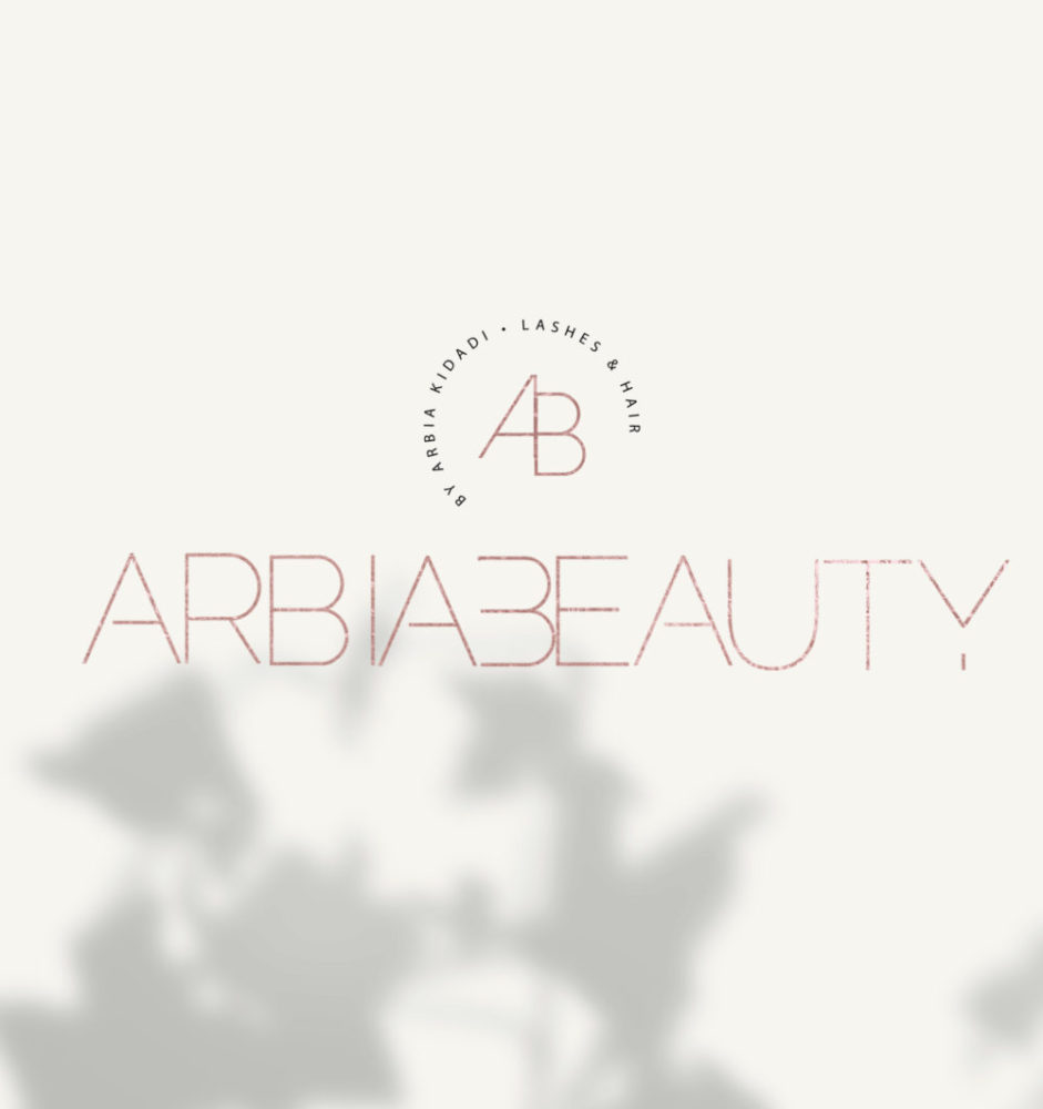 LOGO ARBIA BEAUTY