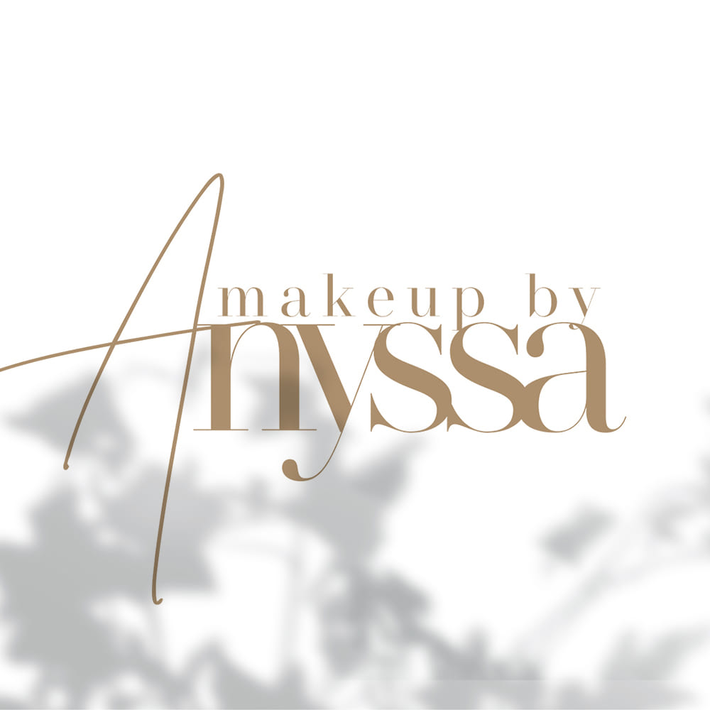 LOGO MAKEUP BY ANISSA